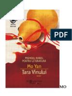 Mo Yan - Tara Vinului v0.9