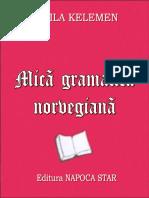 Mica Gramatica a Limbii Norvegiene