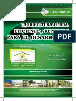AGRICULTURA LIMPIA, EFICIENTE Y RENTABLE PARA EL DESARROLLO