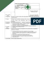3. 9.2.2.3 SOP Pelayanan Klinis Yg Menunjukkan Adanya Acuan Referensi - Copy - Copy