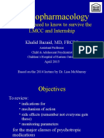 B2B Psychopharmacology 2015.ppt