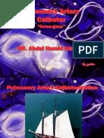 Pulmonary Artery Catheter ppt2