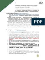 Guía Registro Solicitudes Beca Escolaridad Posgrado 2016b