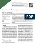 Characterization of lead, barium and strontium leachability from foam glasses.pdf