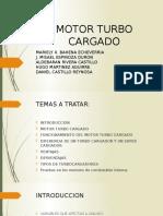 Motor Turbo Cargado Mfc