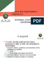 CH adafasdf4 - IC in CIS Environment