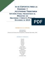 Finanzas Publicas Reforma