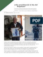 """""""Yo Fui Guardia Presidencial El Día Del Bogotazo"""""""
