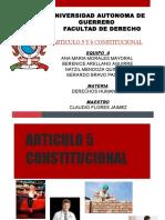 Expo Constitucional Equipo 7