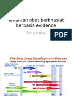 Tanaman Obat Berkhasiat Berbasis Evidence