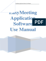 EasyMeeting User Guide v1.3.6_EnNetural