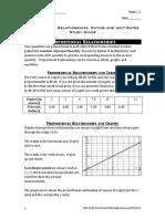 g7m1 study guide ak unit rates proportional rels ratios