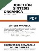 Capitulo 1 Síntesis Orgánica - Copia