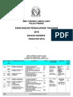 Scheme of Work F1CLS