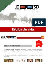 Estilos de Vida de Chile
