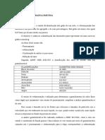 ATPS Etapa 3 e 4 Geotecnia