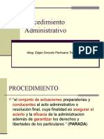 Procedimiento Adm.