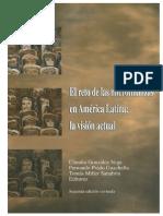EL RETO DE LAS MICROFINANZAS EN AMÉRICA LATINA