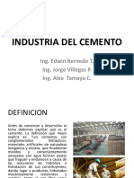 Industria Del Cemento 41892