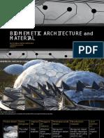 Biomemetic and Material in Architecture-ellysa Bella Sukma R-135060501111053-Kelas c