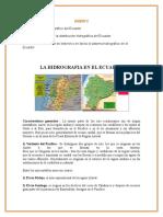 Deber 5 Sistema Hidrografico