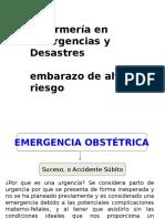 Enfermería en embarazos y partos de alto riesgo.pptx