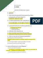 BANCO DE PREGUNTAS Histología