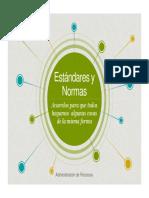 ADR - Estándares y Normas2016