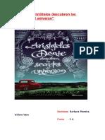 Dante y Aristóteles descubren los secretos del universo.docx