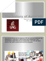 The History of AutoCAD