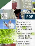 El Papa Francisco y los JÓVENES de México.pptx