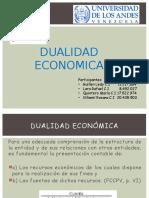 DUALIDAD ECONOMICA