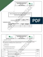 PDR-PRO-26 Procedimiento Seguro Para Trabajos Mantencion y Mecanica