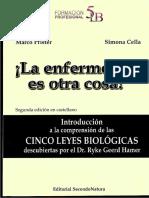 Pfister, Marco - La Enfermedad Es Otra Cosa