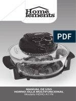 Manual Horno-olla Multifuncional v2