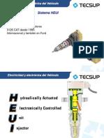 Sistema de Inyección Diesel Electrónica. HEUI