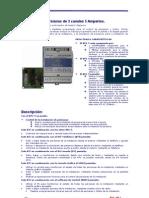 sistema domotico control de persianas