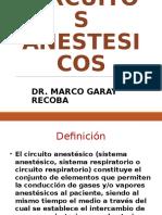 CIRCUITOS ANESTESICOS