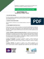 Invitación Pública Diplomado Bogotíteres 2016.