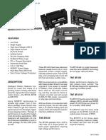 Ims Ib104 Ib106 Ib1010 Bipolar Motordriver Datasheet