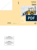 BL61 B-71 operating manual