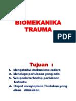 Chapter 02 Biomekanik Trauma