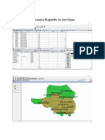 Konversi Mapinfo to ArcView
