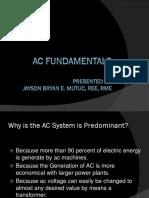 AC Fundamentals