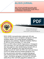 Ppt Analisis Jurnal Iful
