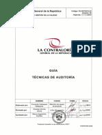Guia Tecnicas Auditoria Unlocked