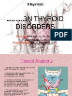Thyroid PowerPoint Presentation