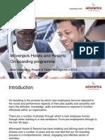 WHA2014 RH Moevenpick OnBoarding-Dossier