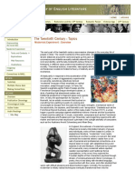Modernism20thC Overview.nortonAnthology