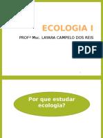 Aula 02 Ecologia